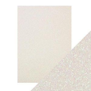 "Брокатен картон ""Sugar Crystal"", 5л., А4, 250гр."