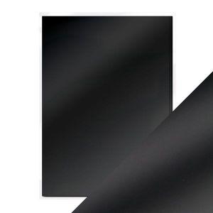"Огледален картон ""Black Velvet Satin"", 5л., A4, 250гр."