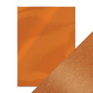 """Перлен картон """"Cosmic Copper"""", 5л., А4, 250гр."""