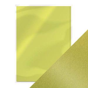 "Перлен картон ""Lime Light"", 5л., А4, 250гр."