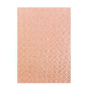"Релефен картон ""Salmon Harlequin"", 5л., А4, 240гр."