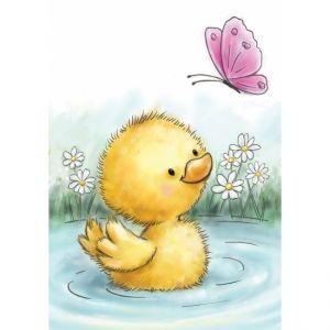 """Прозрачен печат """"Little Duck"""", WRS"""