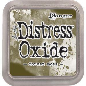 "Дистрес оксид мастило ""Forest Moss"""