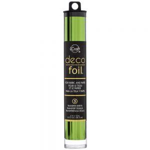 "Фолио ""Spring Green"", 5л., 15см х 30.5см, Deco Foil"