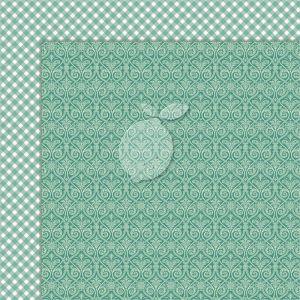 """Дизайнерски лист хартия """"Коледа""""-5 - 30.5см, Lemoncraft"""