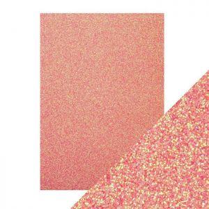 "Брокатен картон ""Candy Floss"", 5л., А4, 250гр."