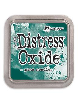 """Дистрес оксид мастило """"Pine Needles"""""""
