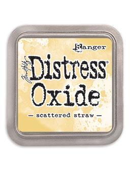"""Дистрес оксид мастило """"Scattered Straw"""""""