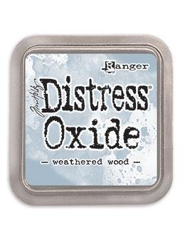 """Дистрес оксид мастило """"Weathered Wood"""""""