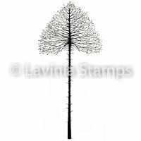 "Прозрачен печат ""Celestial Tree"", Lavinia Stamps"