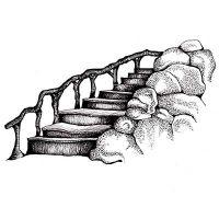 "Прозрачен печат ""Fairy Steps"", Lavinia Stamps"