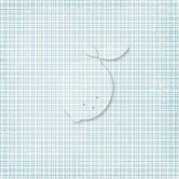 """Дизайнерски лист хартия """"Sense and sensibility""""-4 - 30.5см, Lemoncraft"""