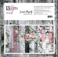 "Дизайнерски комплект хартии ""Summer Rhapsody"", 30.5см, 13@rts"