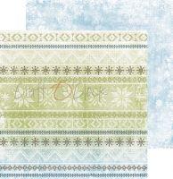 "Дизайнерски комплект хартии ""Коледни песни"", 15см, Craft o'Clock"