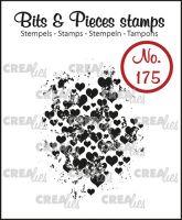 Прозрачен печат №175 - Crealies
