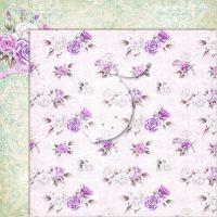 "Дизайнерски лист хартия ""My sweet Provence"" -4 - 30.5см, Lemoncraft"