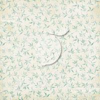 "Дизайнерски лист хартия ""My sweet Provence"" -6 - 30.5см, Lemoncraft"