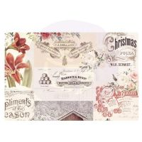 """Дизайнерски АТС карти """"Christmas In The Country"""", 10см х 15см, Prima Marketing"""