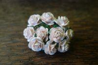Рози, пудра, 15мм