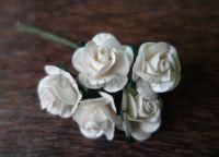 Рози, слонова кост, 25мм