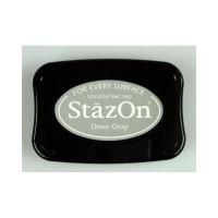 """StazOn тампон с мастило """"Dove Grey"""""""