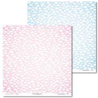 "Дизайнерски комплект хартии ""Pink and Blue Joy"", 30см, Laserowe Love"