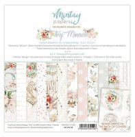 """Дизайнерско блокче хартии """"Tiny Miracle"""", 15см, Mintay Papers"""