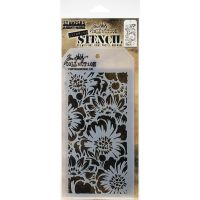 "Стенсил ""Bouquet"", Tim Holtz"