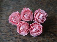 Божури, розови, 30мм