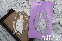 "Дизайнерска щанца за изрязване ""Мужчина"", Fantasy Dies"