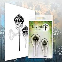 "Прозрачни печати ""Mushroom Lantern Set"", Lavinia Stamps"