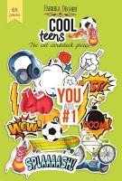 "Дизайнерски хартиени елементи ""Cool Teens"", Fabrika Decoru"