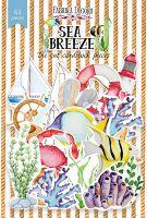 "Дизайнерски хартиени елементи ""Sea breeze"", Fabrika Decoru"