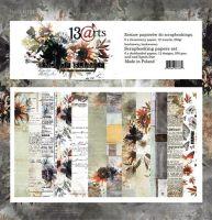 "Дизайнерски комплект ""End of Summer"", 30.5см, 13@rts"