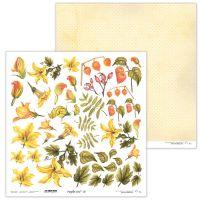 "Дизайнерски комплект хартии ""Pumpkin Seed"", 30см, Laserowe Love"
