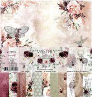 "Дизайнерски комплект хартии ""Mystery"", 30.5см, Summer Studio"