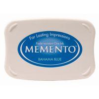 "Тампон с мастило Memento ""Bahama Blue"""