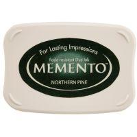 """Тампон с мастило Memento """"Northern Pine"""""""