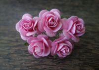 Рози, розови, 25мм