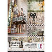 "Дизайнерски блок ""Modern Times"", А4, Ciao Bella"