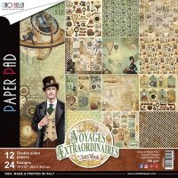 "Дизайнерски комплект ""Voyages Extraordinaires"", 30см, Ciao Bella"