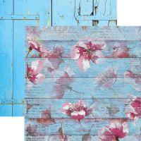 """Дизайнерско блокче """"Pastel Spring"""", 15см, 13@rts"""
