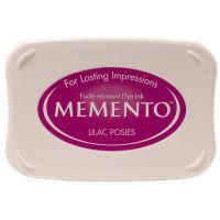 """Тампон с мастило Memento """"Lilac Posies"""""""