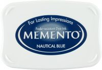 "Тампон с мастило Memento ""Nautical Blue"""