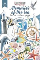 "Дизайнерски хартиени елементи ""Memories of the sea"", Fabrika Decoru"