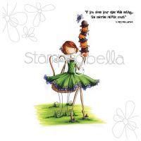 """Гумени печати """"Isabelle Loves Ice Cream"""", Stamping Bella"""
