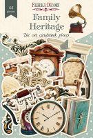 "Дизайнерски хартиени елементи ""Family Heritage"", Fabrika Decoru"