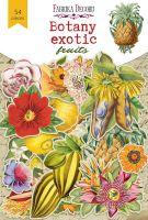 """Дизайнерски хартиени елементи """"Botany exotic fruits"""", Fabrika Decoru"""