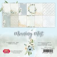 """Дизайнерско блокче хартии """"Morning Mist"""", 15см, Craft&You Design"""