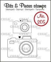 Прозрачни печати №205 - Crealies